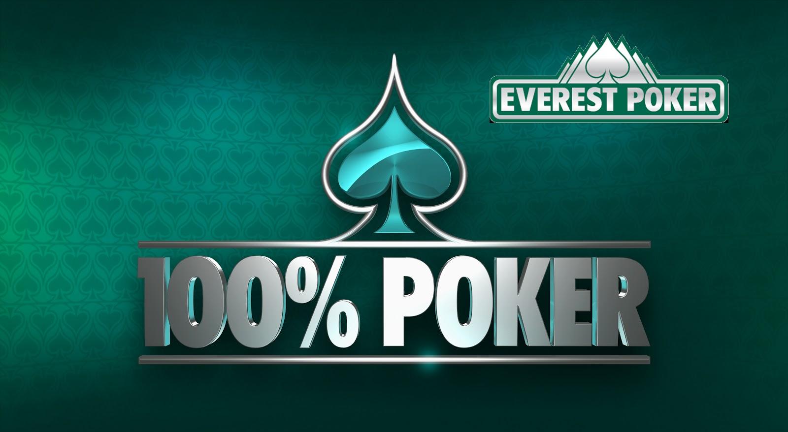 100% poker m6