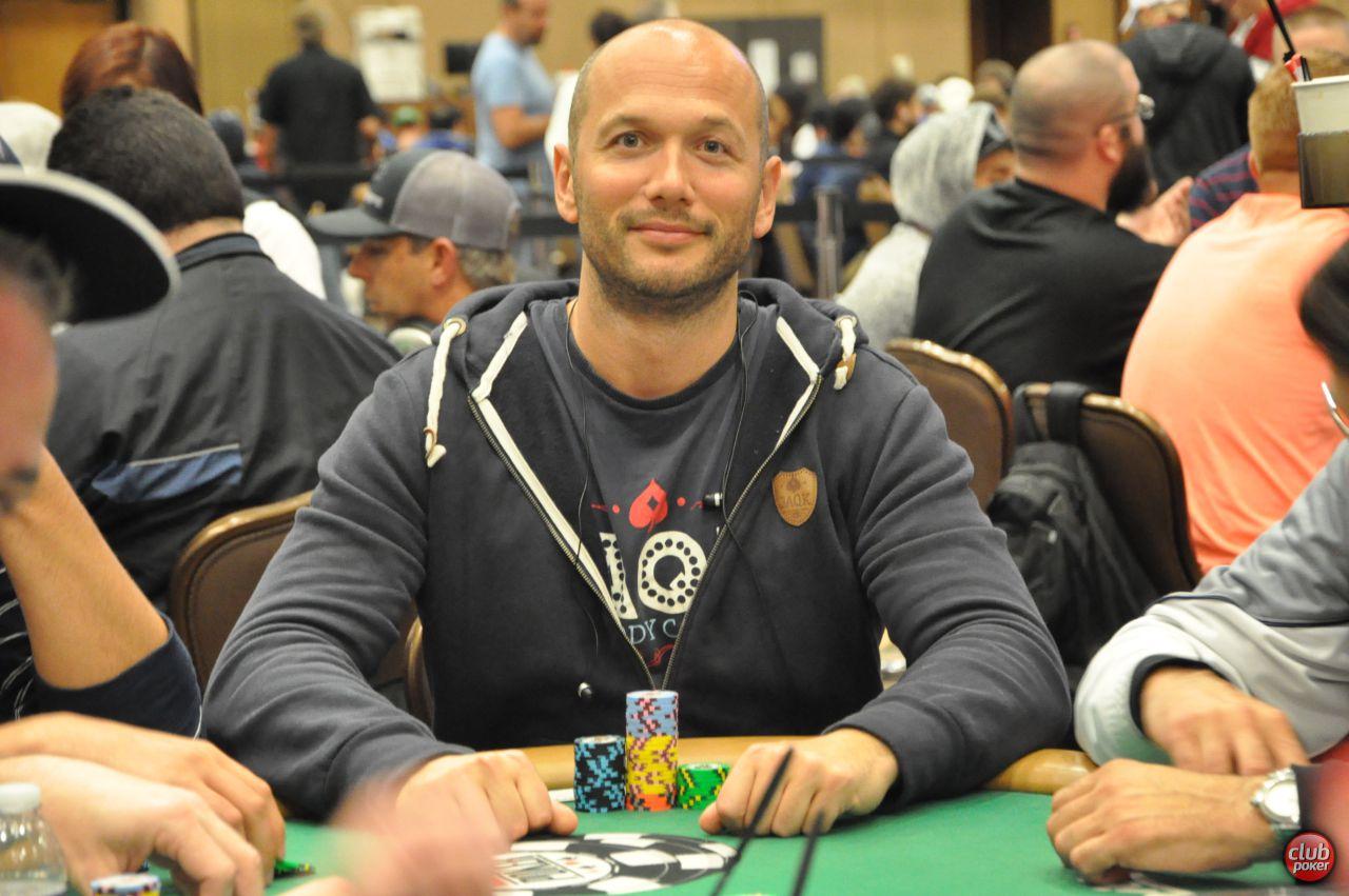 Fabien Perrot poker