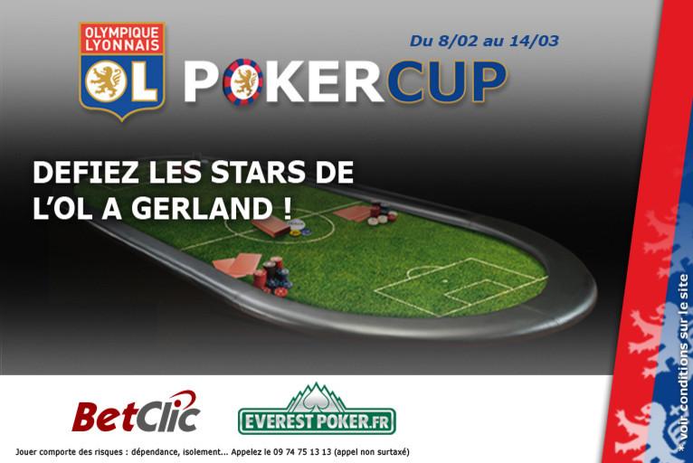 OL poker cup