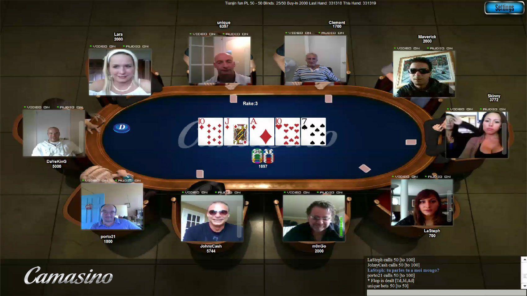 poker enligne