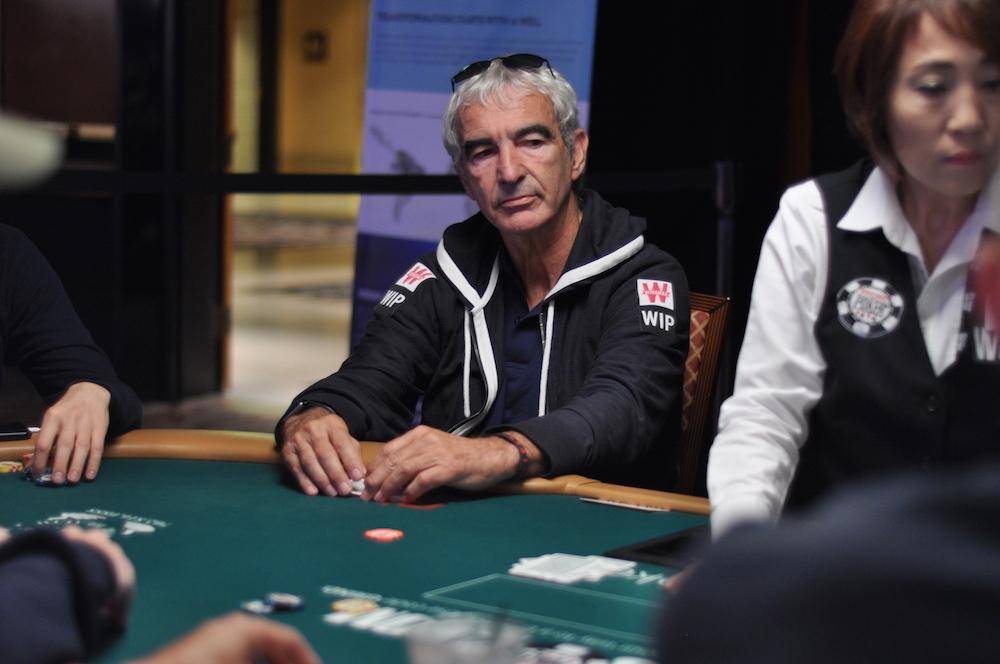raymond domenech poker