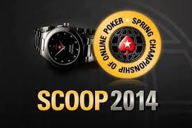 scoop 2014 poker