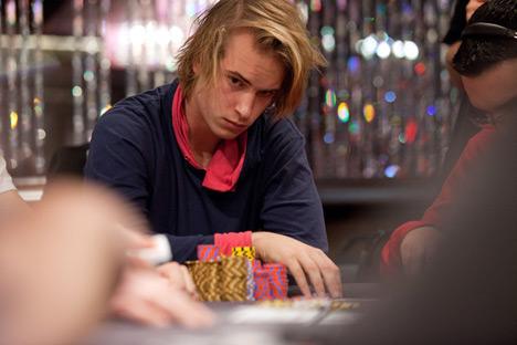 victor blum poker