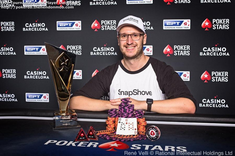 max silver, joueur de poker professionnel