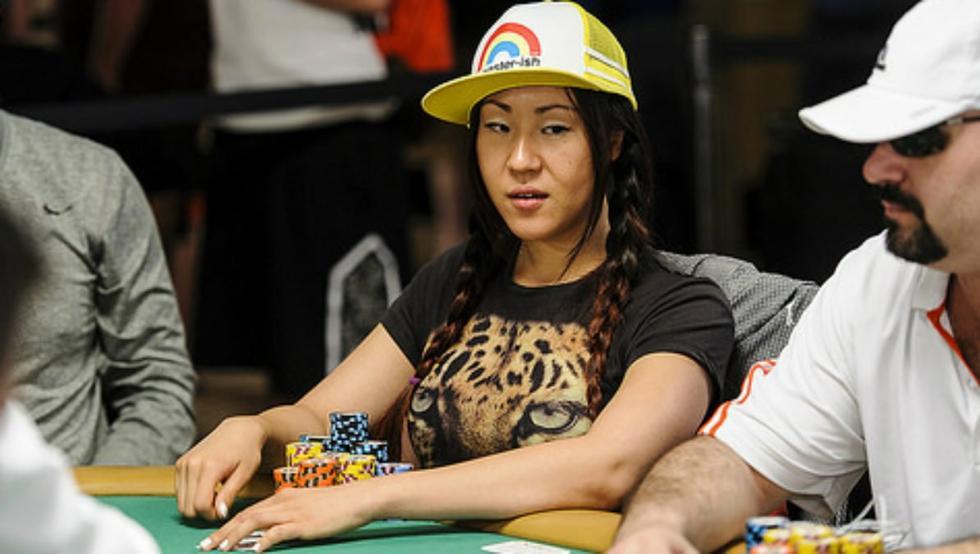 joueuse de poker suzie zaho