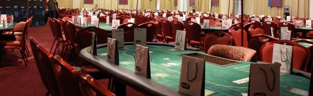 Début du WPTn Marrakech 2015 Par PMU Poker