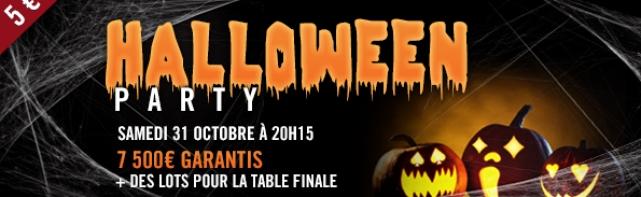 Halloween Party Sur Winamax