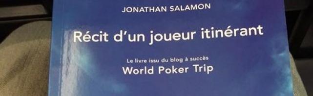 Jonathan Salamon World Poker Trip : Les Signatures en Province