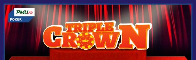 La Triple Crown de PMU.fr