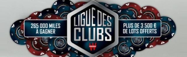 Ligue Des Clubs Saison II Sur Winamax : 2e Manche