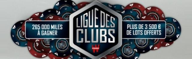 Ligue Des Clubs Saison II Sur Winamax : 5e Manche