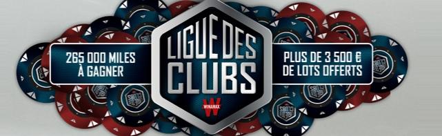 Ligue Des Clubs Sur Winamax : Les Résultats de la 5e Manche