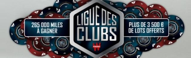 Ligue Des Clubs Sur Winamax : Saison II