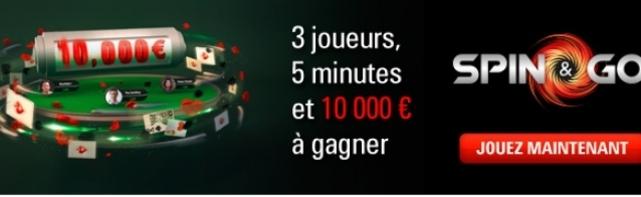 Spin & Go : PokerStars et sa Nouvelle Grille de Payements