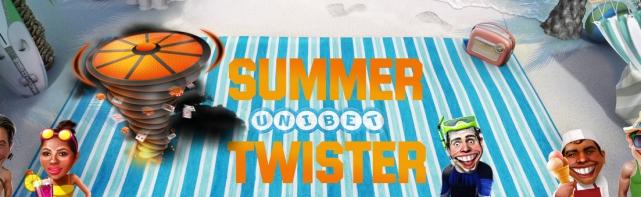 Summer Twister Avec Unibet