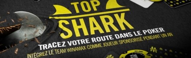 Top Shark Academy Saison IV  : Adrien Guyon Nouveau Team Pro Winamax