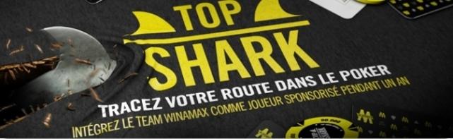 Top Shark Academy Saison IV Semaine 2 : Les Votes