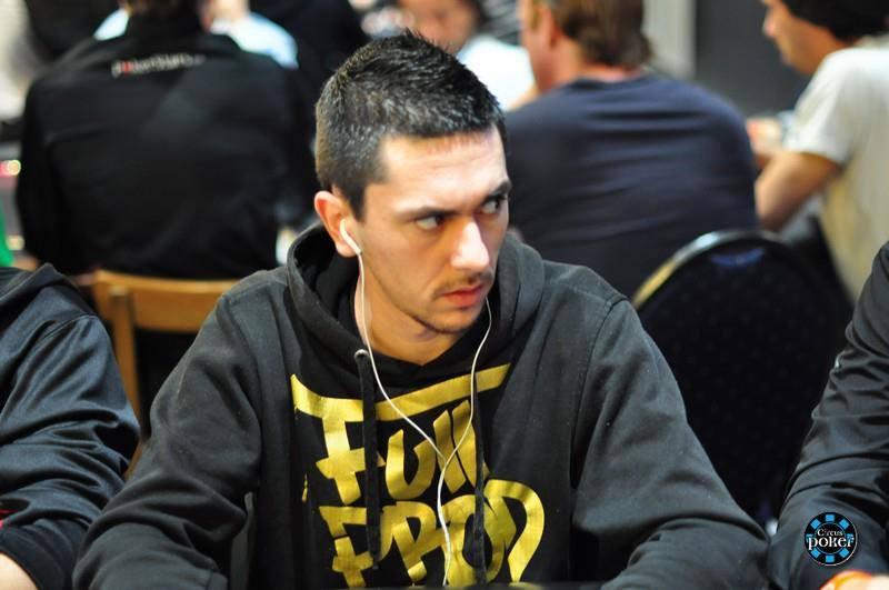 Laplume poker face