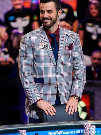 Steinberg WSOP 2015