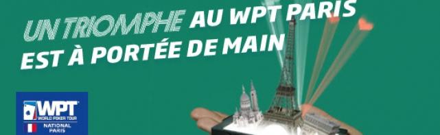 WPT National Paris Avec PMU.FR