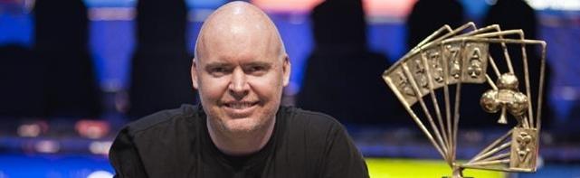 WSOP 2014 : 26 ème ITM et 3ème Bracelet Pour John Hennigan