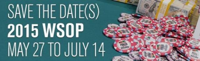 WSOP 2015 :  Résultats du Jour 10 – Un Bracelet Pour Idan Raviv