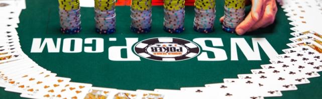 WSOP 2015 :  Résultats du Jour 12