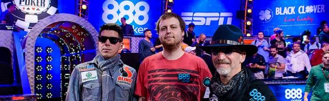 WSOP November Nine 2015 : Joe McKeehen en Route Vers le Bracelet ?