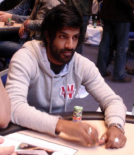 Vikash Dhorasso Poker